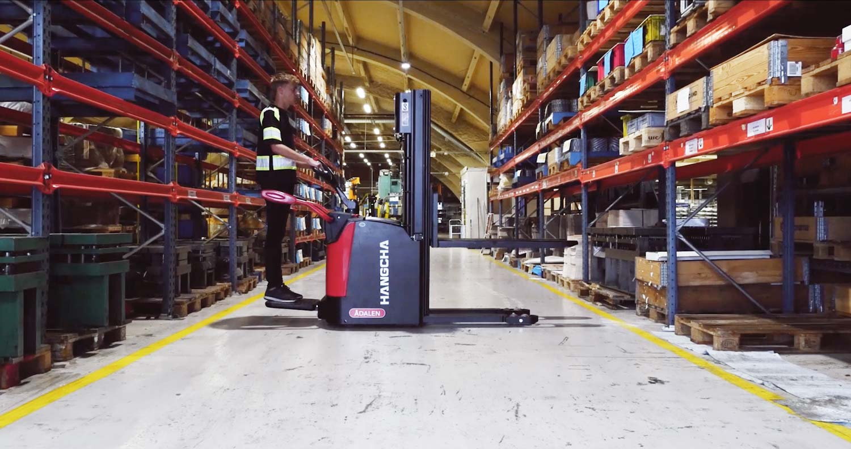 Hangcha A6 - Pallestabler-aadalen-truck-AS